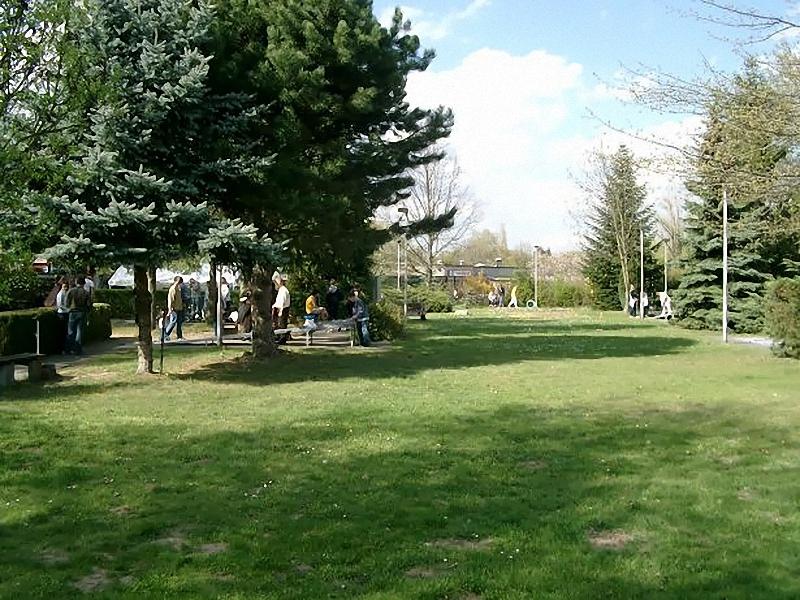 Minigolfpark Arheilgen - Panorama